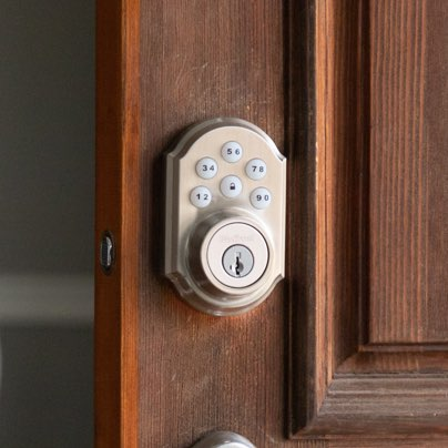 Port St. Lucie security smartlock